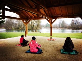 Yogas tibétains et Méditation