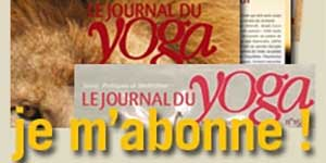 journal du yoga