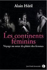 continents féminins