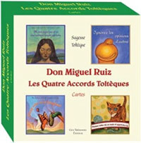 Les quatre Accords Toltèques - Cartes
